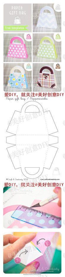 handbag template