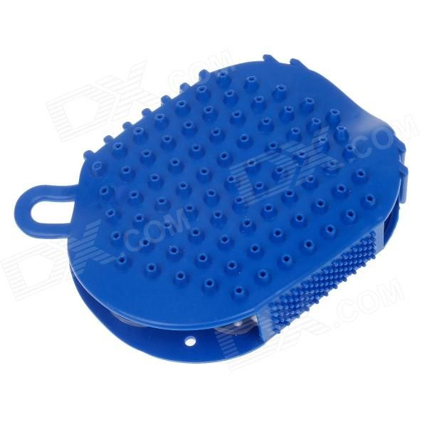 Brand: AOYU; Model: AY-022; Color: Blue + silver; Material: Steel + plastic; Quantity: 1; Functions: Body massage; Features: Ball diameter: 1.4cm; Massage acupuncture point to avoid neck disease and dizziness, help to reduce fatigue, lose fat, activate and beautify skin; With 360 degree rotation rolling balls massage your body on any part; You can use it whether on watching TV or bathing time; Packing List: 1 x Massager; http://j.mp/1lkxRSc