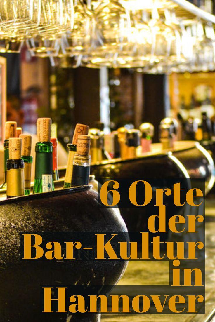 """Echte Bar-Kultur findet sich in Hannover leider nicht sehr oft. Ein paar """"Hidden Champions"""" gibt es dann aber doch. Wir sagen dir, wo du sie findest und was sie so besonders macht."""