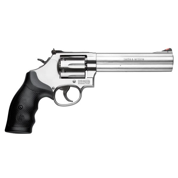 Smith & Wesson.357 Magnum, Model 686, single/double action.