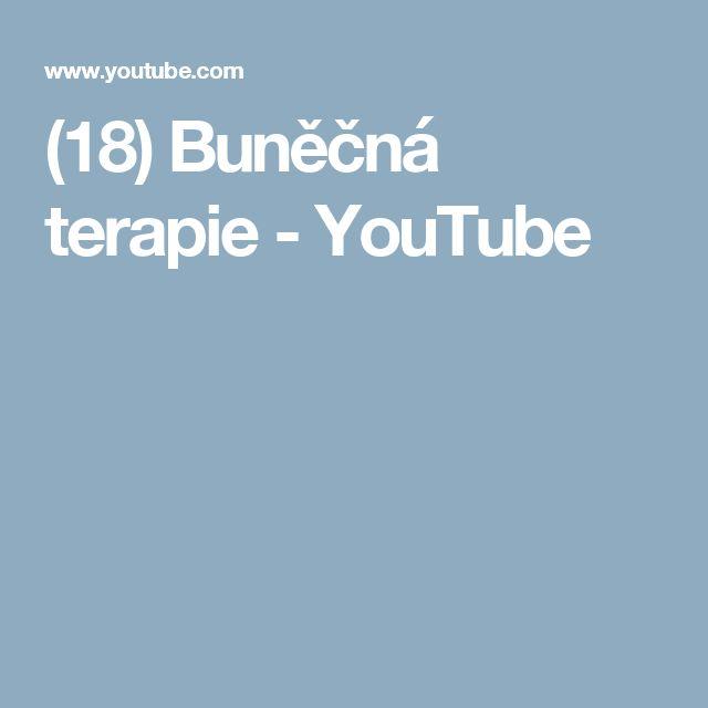 (18) Buněčná terapie - YouTube