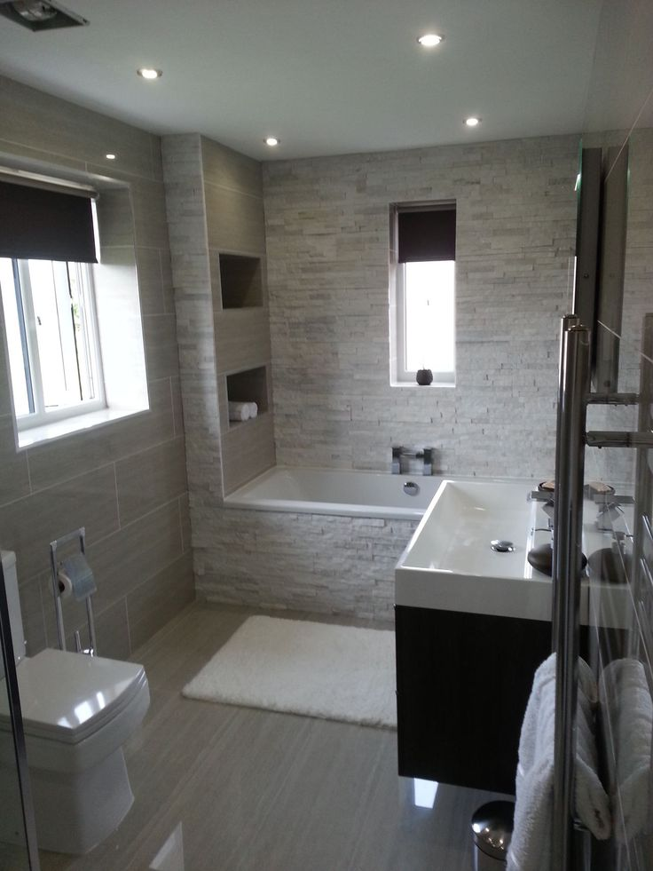 Slate Bathroom, Bathroom Tiling, Bathroom Ideas, Flooring Tiles, Wall  Tiles, Stone Cladding, Rock Panel, Stone Tiles, White Quartzite