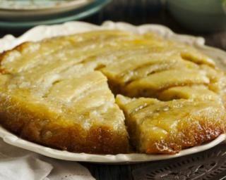 Fondant coco renversé à la banane : http://www.fourchette-et-bikini.fr/recettes/recettes-minceur/fondant-coco-renverse-a-la-banane.html