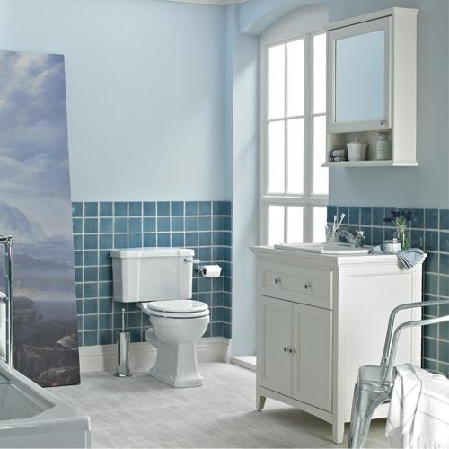 Old english bathroom furniture
