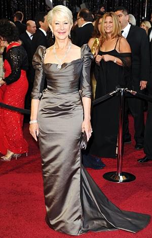 Helen Mirren in Vivien Westwood 2011