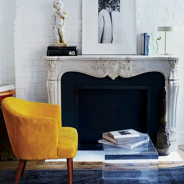 Primrose Yellow: The Perfect Pantone Color For Velvet Chairs / modern chairs, color trends, pantone #primroseyellow #pantone #velvetchairs  For more inspiration, visit: http://modernchairs.eu/