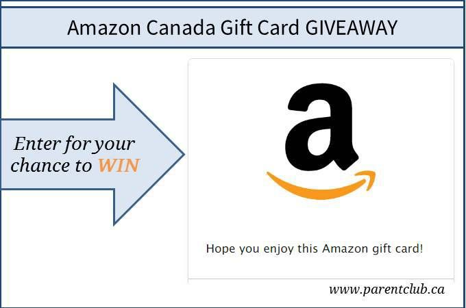 Parent Club Amazon Gift Card Giveaway