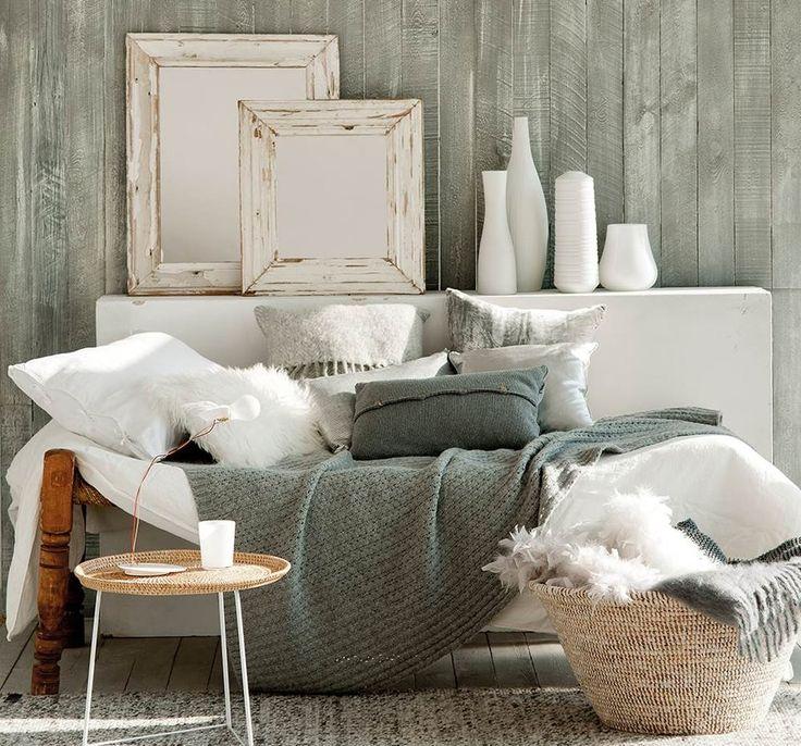 Las 25 mejores ideas sobre dormitorio en tonos color for Cortinas en tonos grises