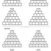 400 Pirámides Numéricas