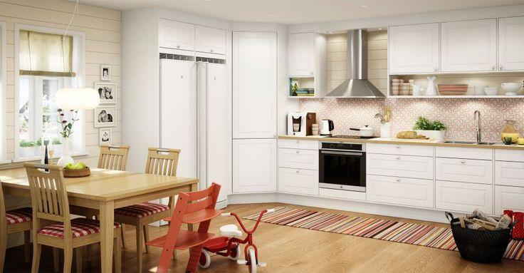 Villa vit: Välkommen hem - Electrolux Home