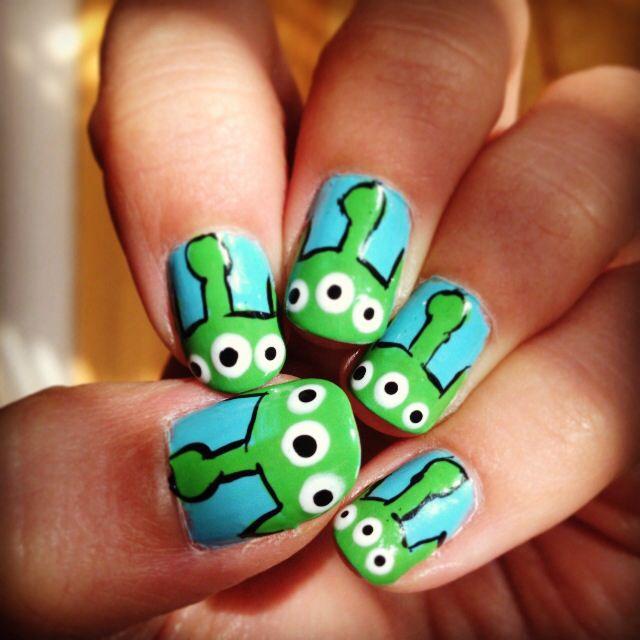 Mejores 74 imágenes de Nails en Pinterest | Arte de uñas, Uña ...