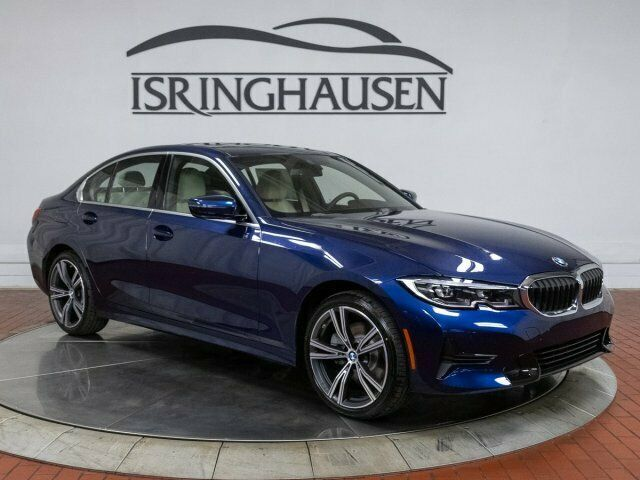 2020 Bmw 3 Series 330i Xdrive 2020 Bmw 3 Series 330i Xdrive 0
