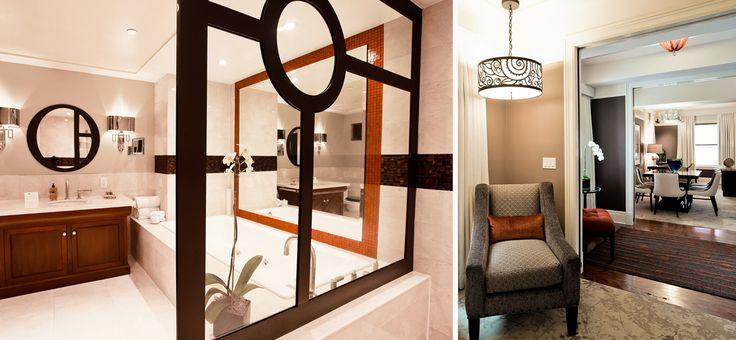 The Heathman Hotel | Hotel design industry, unique designs, top designer brands | #hotelinteriordesign #versatiledesignstyle #passionfordesign | More: https://www.brabbucontract.com/design-ebooks