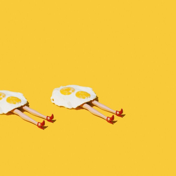 Sunny with a chance of fried egg | Axel Oswith | VSCO