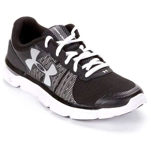 Under Armour Women's UA Micro G Speed Swift Running Shoes ($55) ❤ liked on Polyvore featuring shoes, athletic shoes, women, under armour shoes, flexible shoes, athletic footwear and under armour