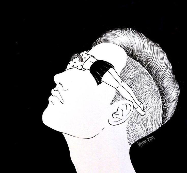 "Henn Kim. ""Love is blind"" challenge"