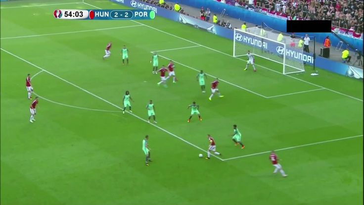 Balázs Dzsudzsák second goal vs Portugal (3-2)