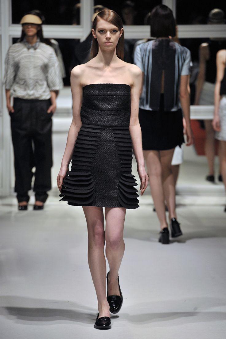 Look 5: Sober Dress