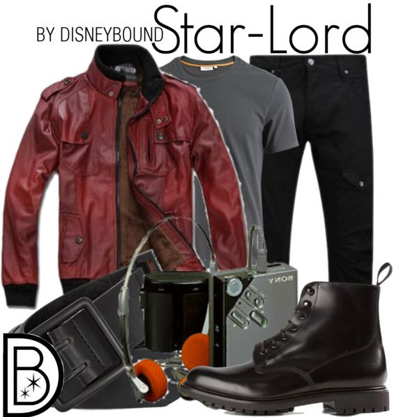 Star - Lord / Male DisneyBound