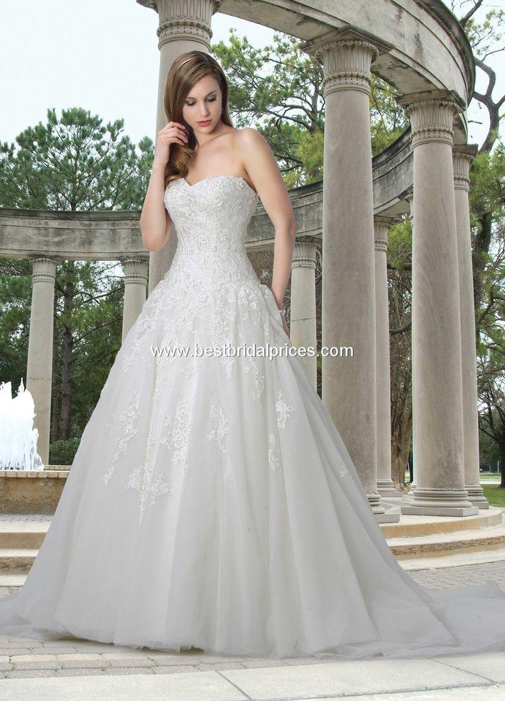 Davinci Wedding Dresses - Style 50045 [50045] - $890.00 : Wedding Dresses, Bridesmaid Dresses, Prom Dresses and Bridal Dresses - Your Best Bridal Prices