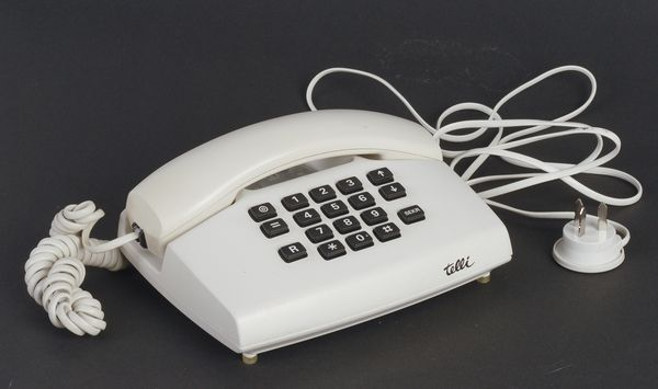 DigitaltMuseum - Telefon