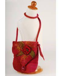 Image result for felted handbag