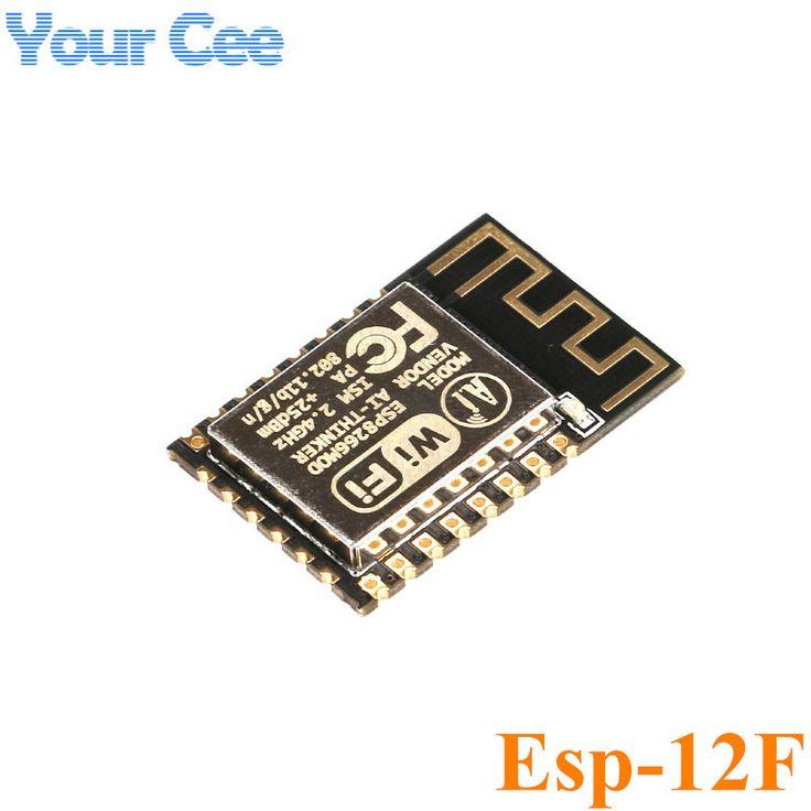 1 UNIDS ESP-12F (ESP-12E actualización) ESP8266 ESP8266 Puerto Serie WIFI Módulo Inalámbrico Remoto 4 M Flash