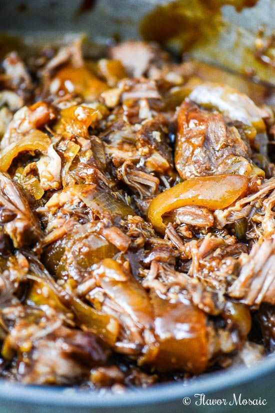Slow Cooker Country Style Boneless Pork Ribs are so easy and versatile they can be used to make sandwiches or tacos or just serve with my potatoes or cole slaw.