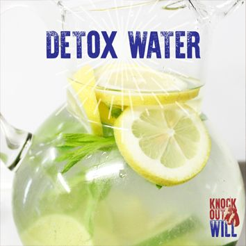 Stay Hydrated: Detox Water