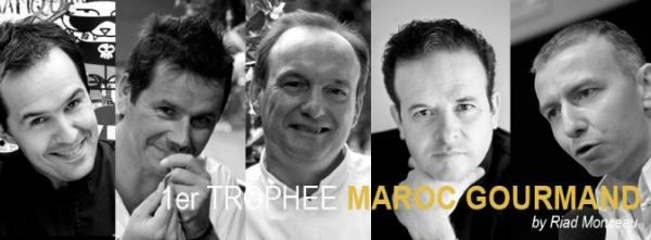 MarrakChef : 5 chefs étoilés en compétition autour de produits du Maroc