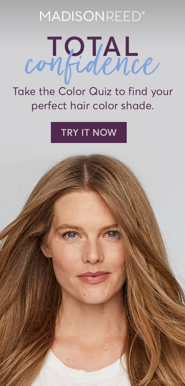 All The Tools To Make Sure You Love Your Hair Color Take The Color Quiz To Find Your Perfect Hair Color Shade T Hair Color Quiz Color Quiz Virtual Hair Color