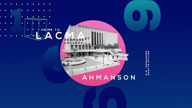 A collaboration with Demetris Vazquez and Vin Kim, a mograph piece to show off some of LA's finest architecture: its museums.  I designed and animated the LACMA portion.