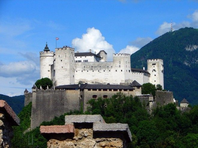 5 most wonderful castles in the world - part two