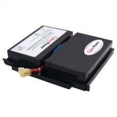 UPS Replacement Battery Regular price$ 97.65 Add to Cart CyberPower's RB0690X2 UPS replacement battery cartridge restores life to UPS systems with internal batteries that have become weak or completely depleted. The RB0690X2 6V/9AH (qty - 2) batteries are certified to meet or exceed original manufacturer specifications. All replacement cartridges come with leak proof sealed lead-acid batteries that are pre-assembled for easy installation into your CyberPower UPS system. Each CyberPower…