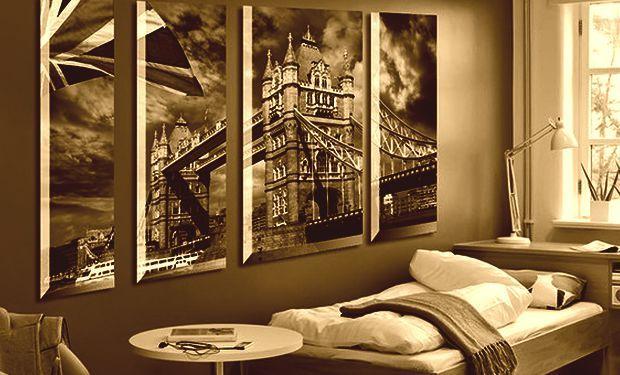 Придай особый стиль своему дому! Печать фотографий и изображений на холсте с покрытием лаком от компании «Elitprint». Картина с гарантией 50 лет.