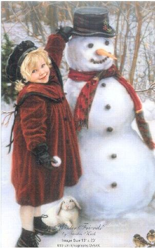 Sandra Kuck. {This is my Christmas Card this year!} Wishing you a heart full of happiness and a season full of love. Merry Christmas Pinners from Nanny23!!