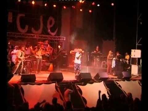 Alpha Blondy - Live - Elohim Tour 2000