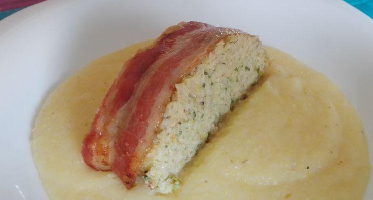 Parmezános tökfasírt polentával recept   APRÓSÉF.HU - receptek képekkel