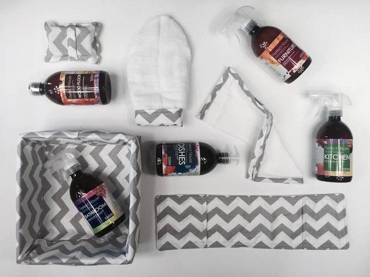 5 domowych pomysłów DIY z pieluchy tetrowej + konkurs Perfect House