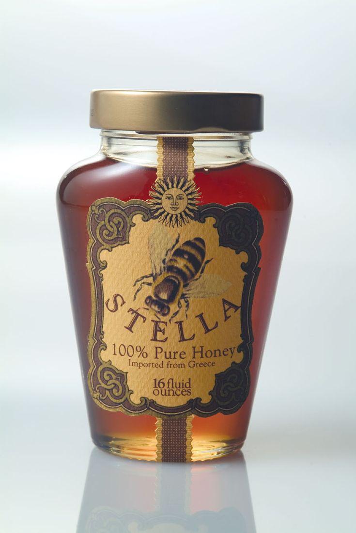 Stella Honey Packaging by `grafikdzine on deviantART