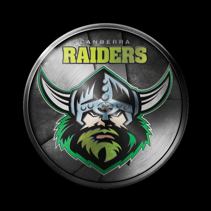 CanberraRaiders Marvel Heroes logo