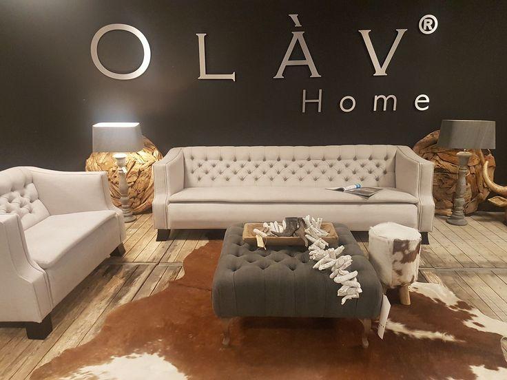 Het nieuwste model van Olav Home in onze showroom!