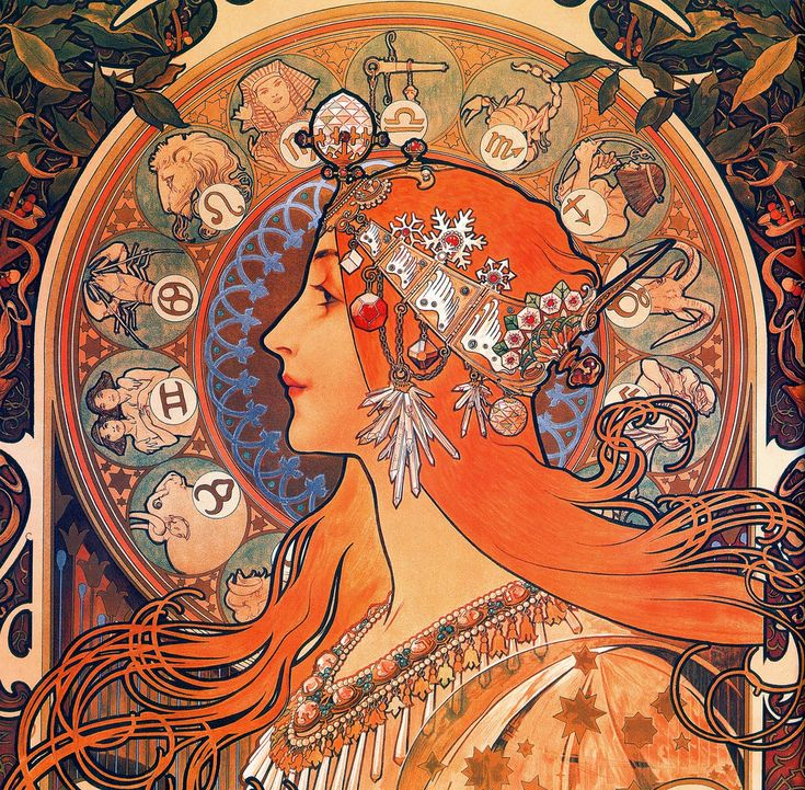 Amato 60 best Alfons Maria Mucha images on Pinterest | Posters, Art  SN45