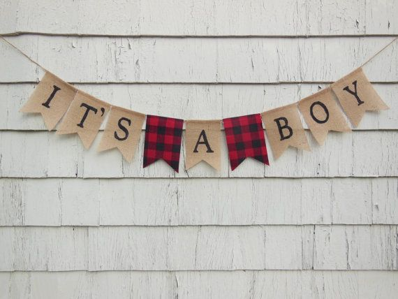 lumberjack baby shower lumberjack party by