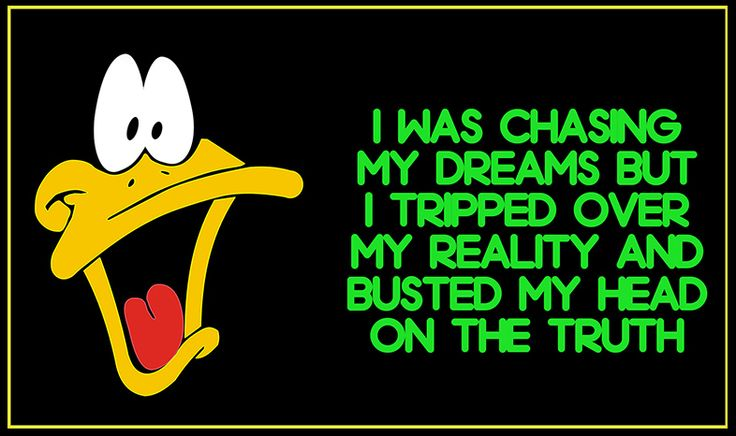 ~ Daffy Duck ~ Quotes ~ Funny ~