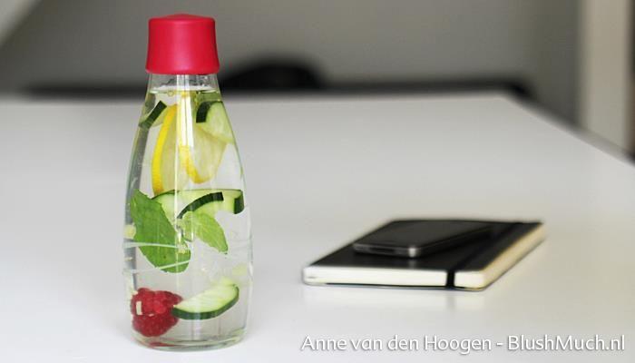Retap water bottle