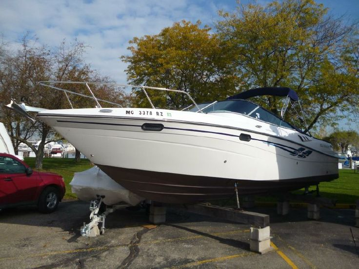 Best Stuff To Buy Images On Pinterest Stuff To Buy Boating - Bayliner boat decalsfour winns sun downer boat back to back seatbase stand red