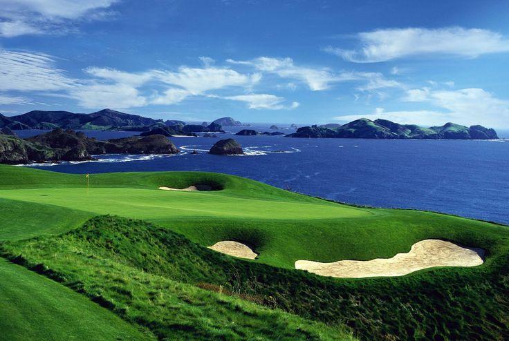 Hd Golf Wallpaper Free Download Neuseeland, Reisen
