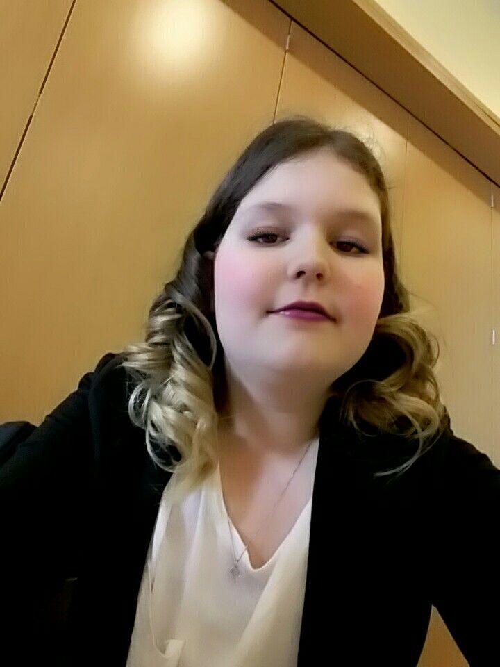 ICH Schminke von der app youca makeup