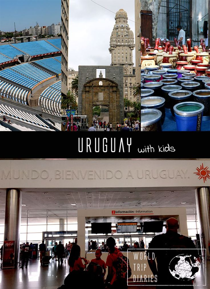 Uruguay, in South America, is a great country! Perfect destination for any kind of travel! We, traveling as family, loved it! - World Trip Diaries